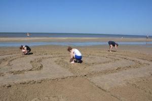 strandlabyrint-teamcoaching